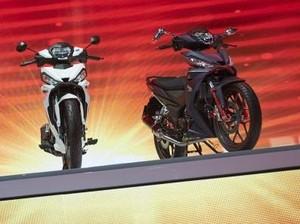 Honda Supra 150 Meluncur Bulan Mei Ini