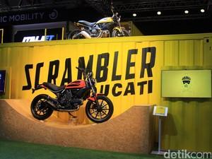 Selama IIMS 2016, Motor Ducati Terjual 40 Unit
