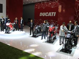 Flagship Store Ducati Terbesar di Dunia Ada di Indonesia