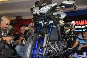Yamaha Luncurkan Motor Touring MT-09 Tracer