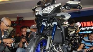 Yamaha Jual Terbatas MT-09 Tracer, 20 Unit