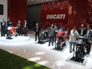Si Macho Ducati Tertarik Buat Motor Khusus Lady Bikers