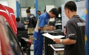 Mazda Technician Contest 2016
