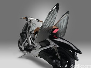 Motor Yamaha atau Serangga?