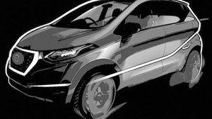 Datsun Siap Kenalkan Model Compact Terbaru