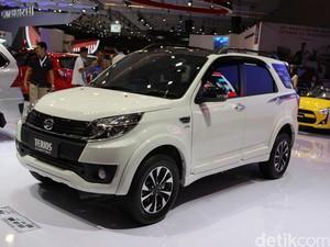 Penjualan Daihatsu di IIMS Dekati Angka di GIIAS