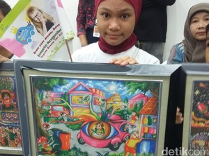 Mobil Pengintai Kejahatan Buatan Anak Indonesia