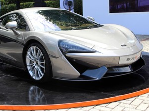McLaren Mau Bikin Pelek Ringan yang Terispirasi dari Akar Pohon