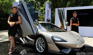 McLaren Luncurkan 570S