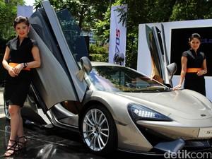 McLaren Ingin Lipat Gandakan Produksi Mobil