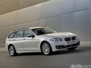 2 Juta Unit BMW Seri 5 Beredar di Bumi
