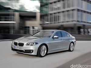 BMW Bisa Sediakan Mobil Antipeluru, Tergantung Permintaan