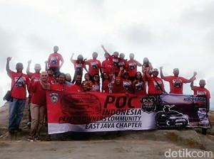 Komunitas Pajero Pilih Surabaya Untuk Rakornas Kedua