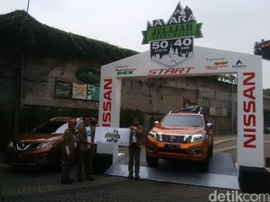 Nissan Navara Juara di Hati Pehobi