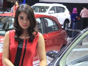 Hingga Sabtu Sore, 8.000 Unit Mobil Terjual di IIMS