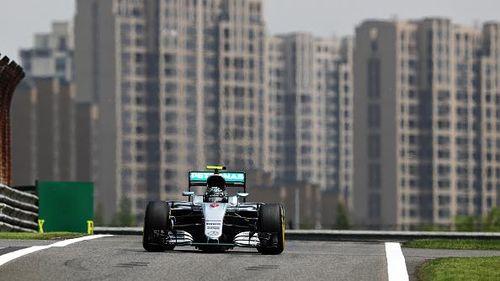 Rosberg Start Terdepan, Rio ke-20, Hamilton Paling Belakang