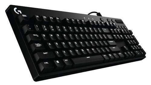 Logitech G610 Orion Brown, Keyboard Game Rp 2 Jutaan