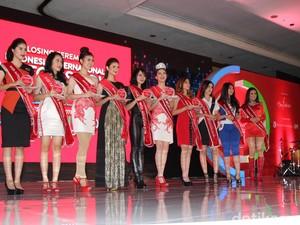 Miss Motor Show IIMS 2016