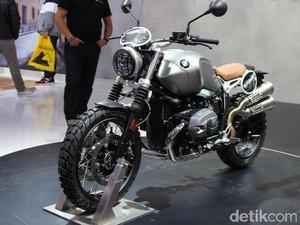 BMW R NineT Scrambler Siap Sapa Indonesia