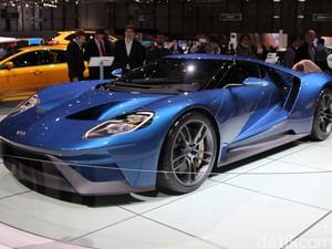 Ini Bukti Ford GT Mampu Membelah Angin