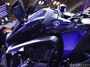 Roda Tiga Bertampang Sangar Punya Yamaha