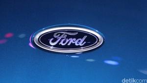 Ford Siapkan Mobil Listrik dengan Jarak Tempuh 321 Km