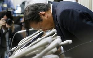Akui Manipulasi Data BBM, Bos Mitsubishi Minta Maaf
