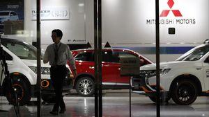 Pemerintah Jepang Gerebek Markas Mitsubishi