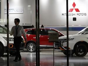 Kasus BBM, Mitsubishi Investigasi Semua Model Mobil