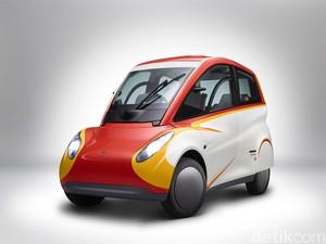 Mobil Irit BBM Shell