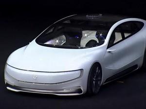 Ini Pesaing Tesla yang Dirilis Perusahaan Teknologi asal China
