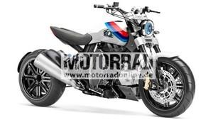 BMW Siapkan Penantang Ducati XDiavel?