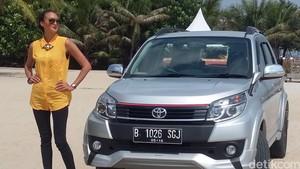 10 Tahun Ada di Indonesia, Toyota Rush Terjual Ratusan Ribu Unit