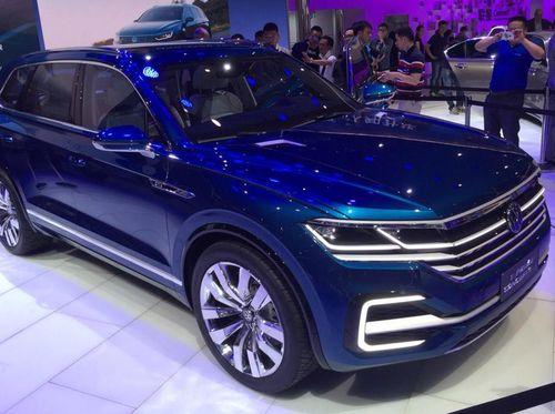 Penerus VW Touareg, Lebih Baik dan Lebih Melar
