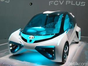 Mobil Konsep Ini Akan Diboyong Toyota ke Indonesia?