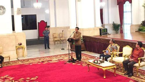 Jokowi Kecewa: Sejak Masuk Istana Sampai Sekarang, Data Selalu Berbeda-beda