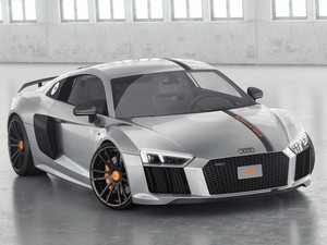 Sadis, Tenaga Audi R8 V10 Plus Ini Tembus 850 HP