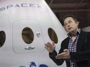 Cuitan Bos Tesla Bikin Saham Samsung SDI Anjlok