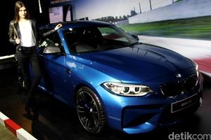 BMW Luncurkan Mobil Sport M2