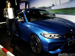 BMW M Series Makin Diminati, Penjualannya Naik 40 Persen di 2015