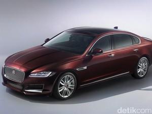 Jaguar Bikin Sedan XF Lebih Melar