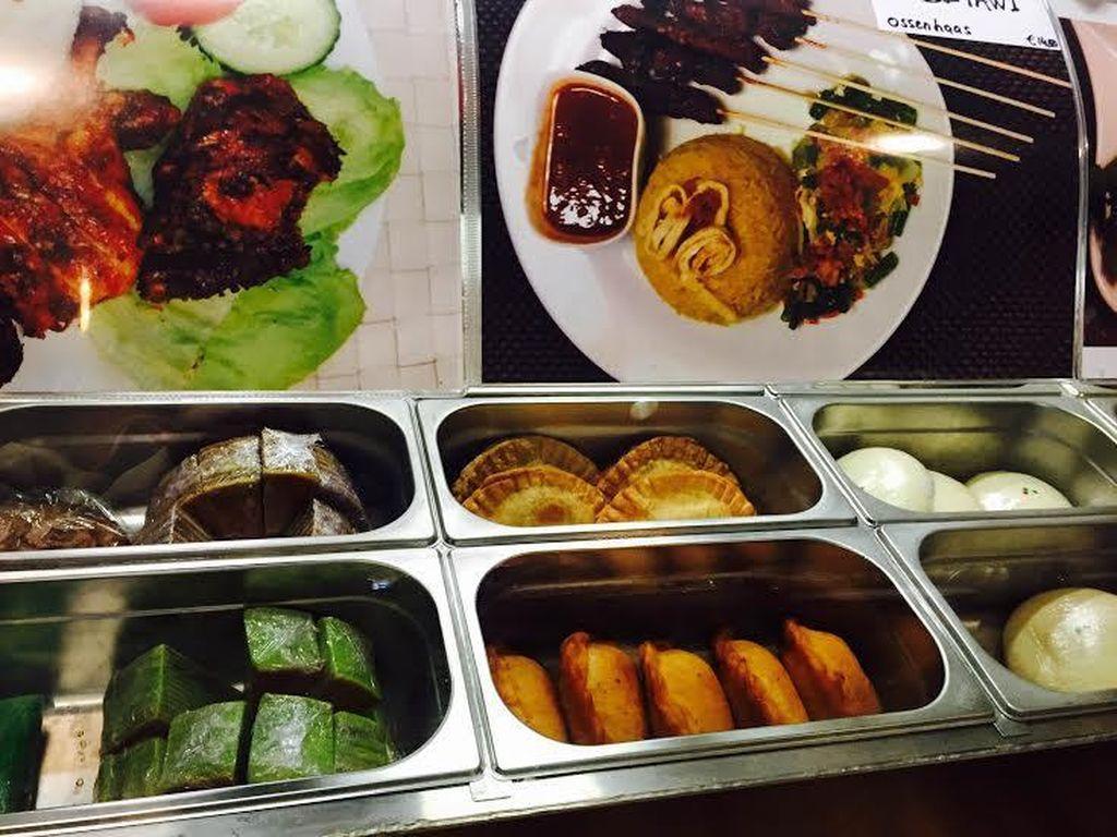 Sensasi Beda Makan Kuliner Indonesia di Belanda