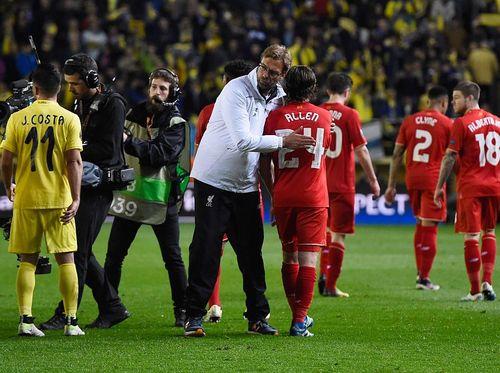 Klopp: Gol Villarreal Lahir dari Satu-satunya Kesalahan Besar Liverpool