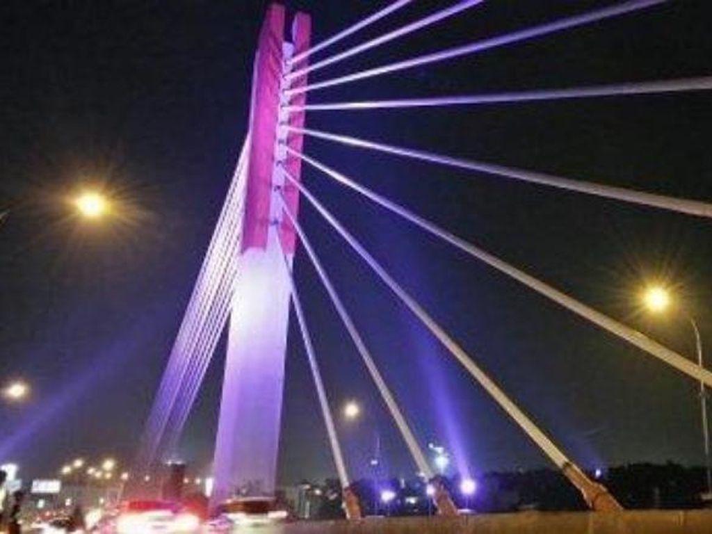 Jembatan Pasupati, Ikon Kota Kembang yang Megah