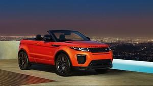 Range Rover Evoque Convertible Siap Diluncurkan di Indonesia