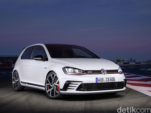 VW Golf GTI Paling Ganas