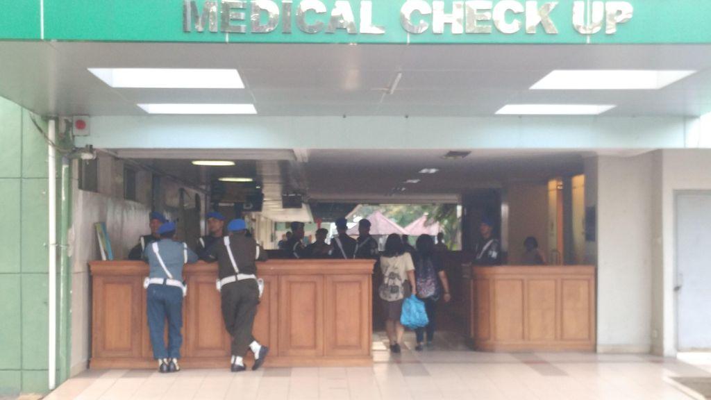 Gedung Perawatan 10 Korban Sandera di RSPAD Dijaga Ketat Polisi Militer