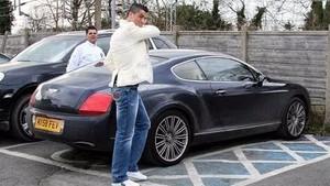 Bentley Continental GT Speed Bekas Cristiano Ronaldo Dijual Rp 1,2 Miliar