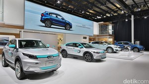 Mobil Listrik China Ini Siap Perlengkap Line-up Produksi, Hati-hati Tesla!