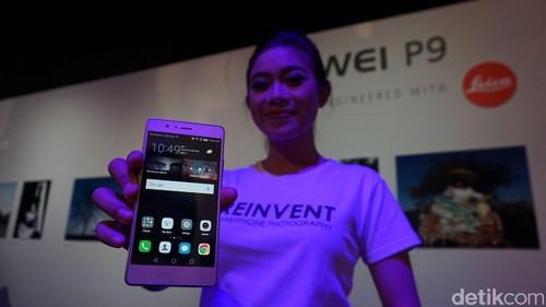 Huawei Yakin Kalahkan Apple & Samsung